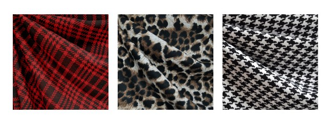 A few other fabric choices for the Out and About Dress.