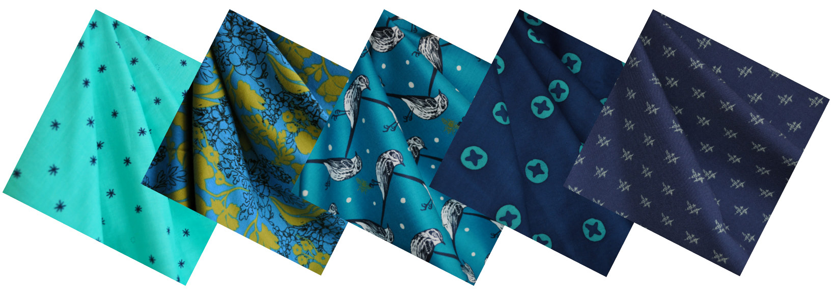 Style Maker Fabrics Spring Color Collection: Ocean Escape