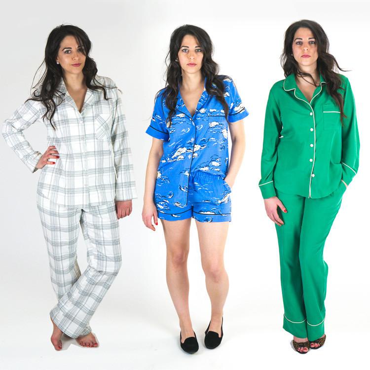 Carolyn Pajamas from Closet Case Files