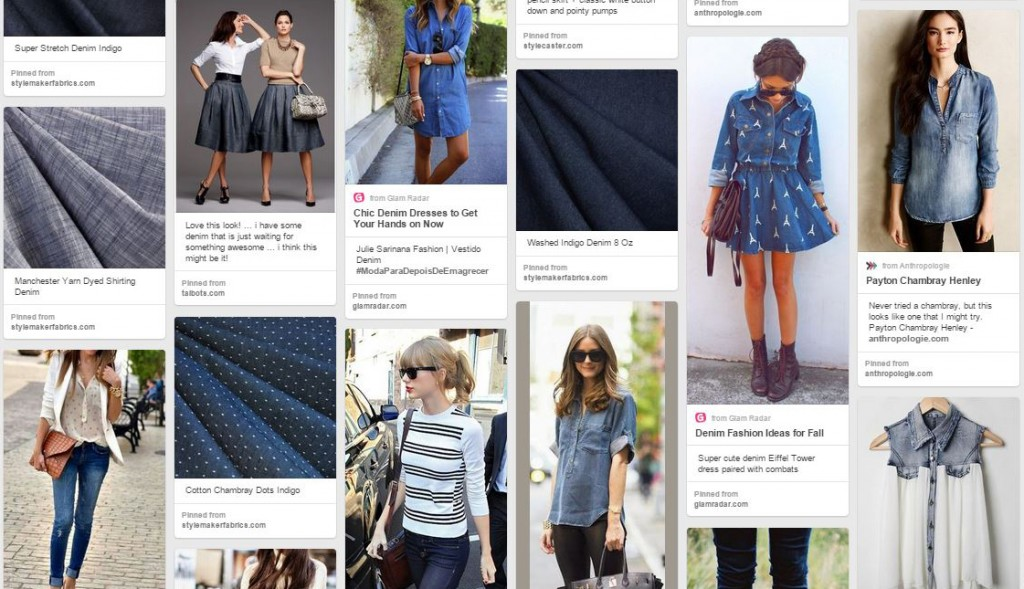 Denim Fashion Inspirtaion
