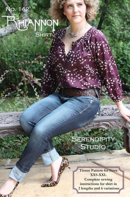 Rhiannon Top from Serendipity Studios