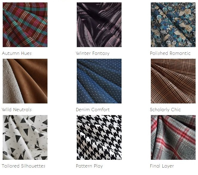 Fall Fabric Trends at Style Maker Fabrics