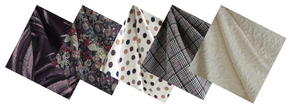 Polished Romantic Fabric Swatches - Shop the Collection