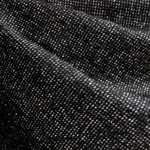 Wool Blend Tweed Texture Coating