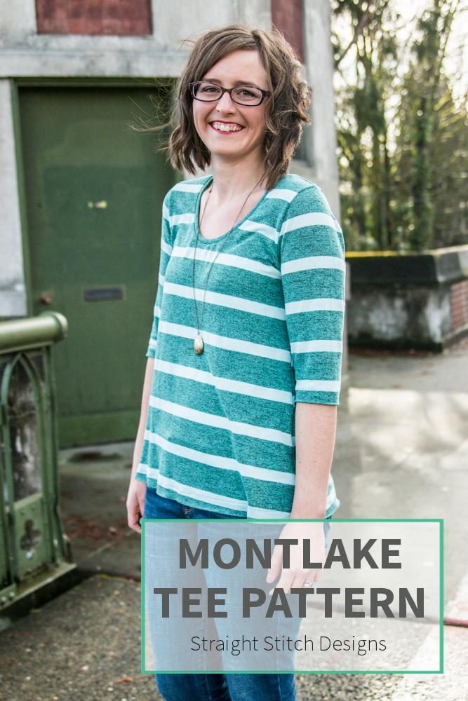 Montlake Tee Pattern