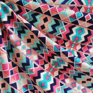 Aztec Knit Spring Colors