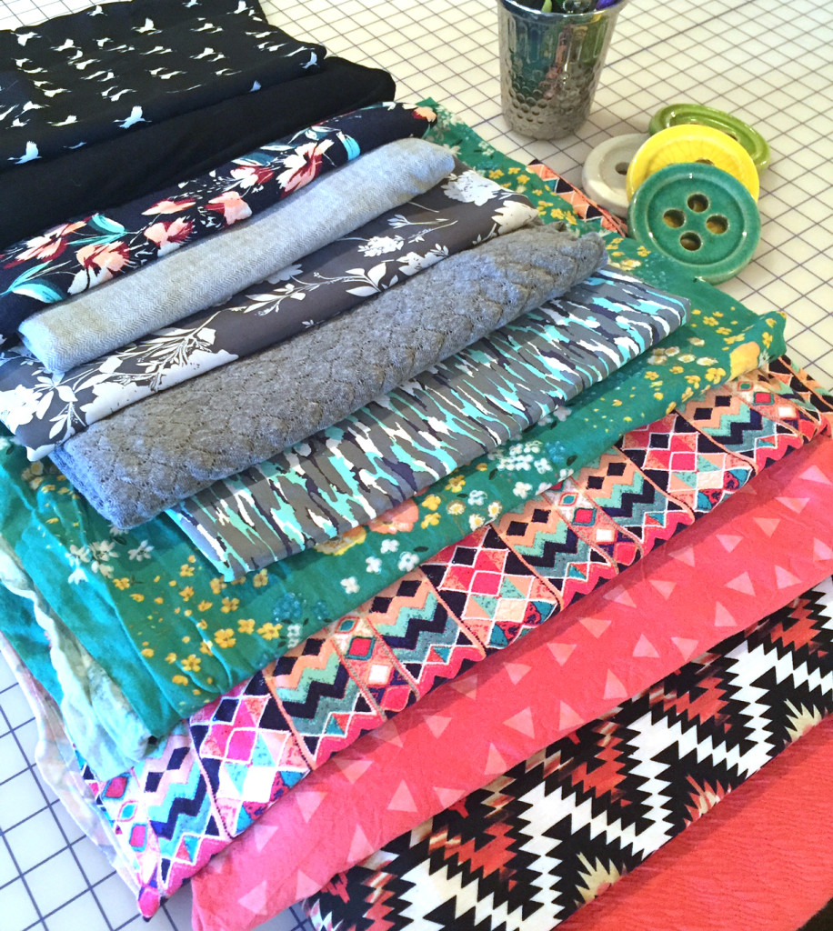 Spring Fabric Choices