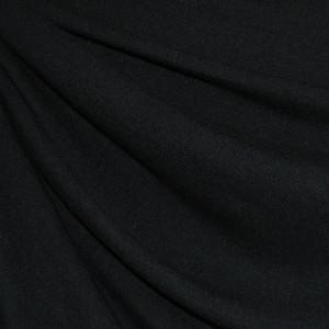 Textured Sweater Knit Black