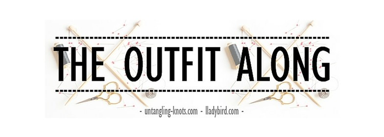 Outfit Along Blog Header
