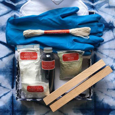 Natural Indigo Dye Kit