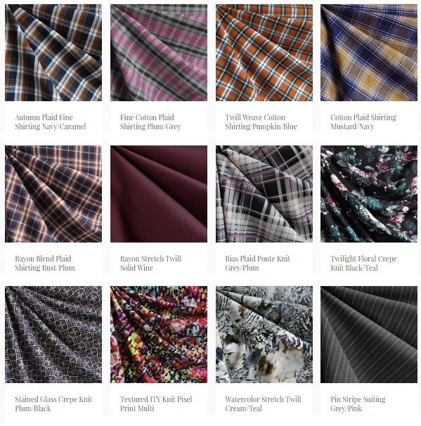 A Taste of the Fall Fabric New Arrivals