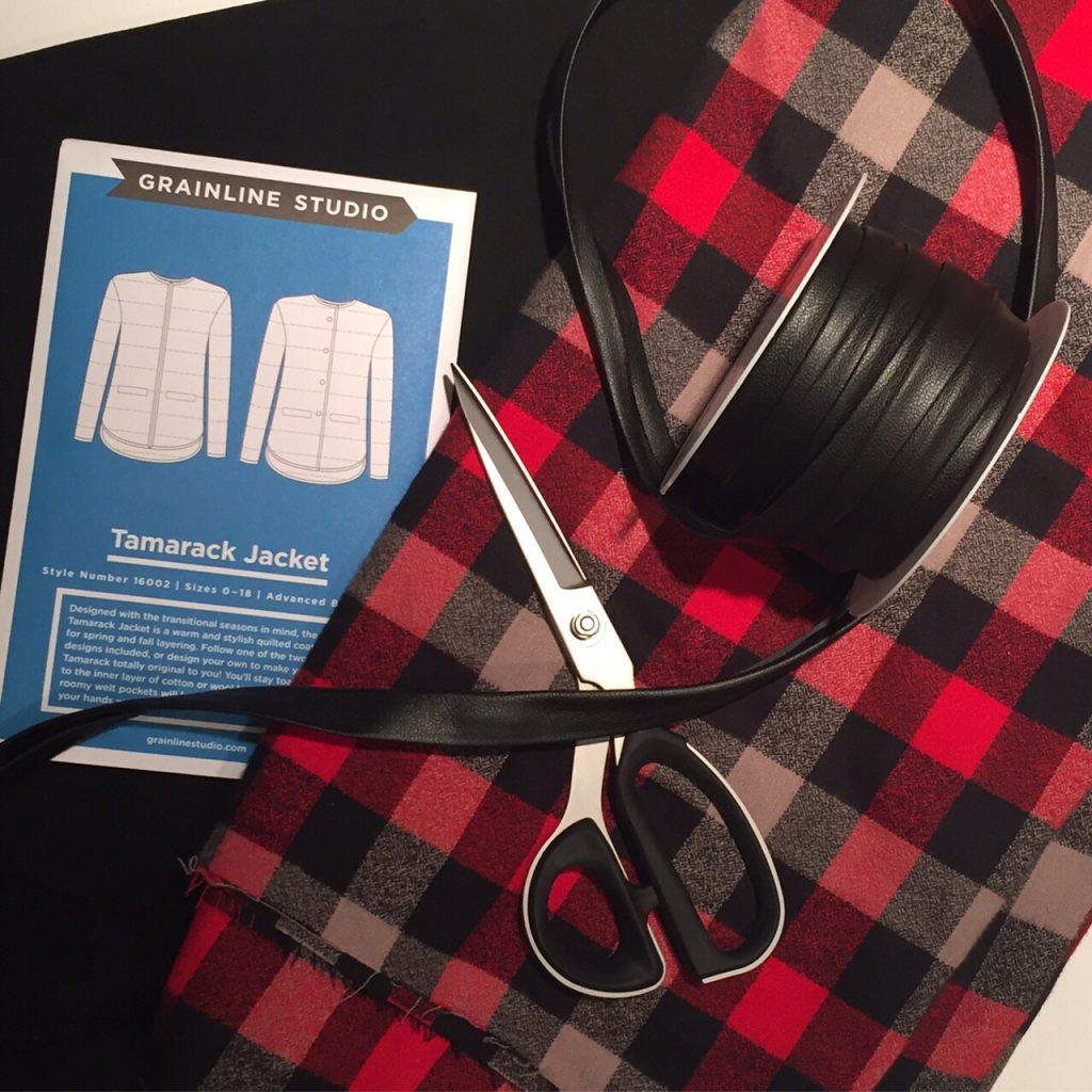 Tamarack Jacket Supplies
