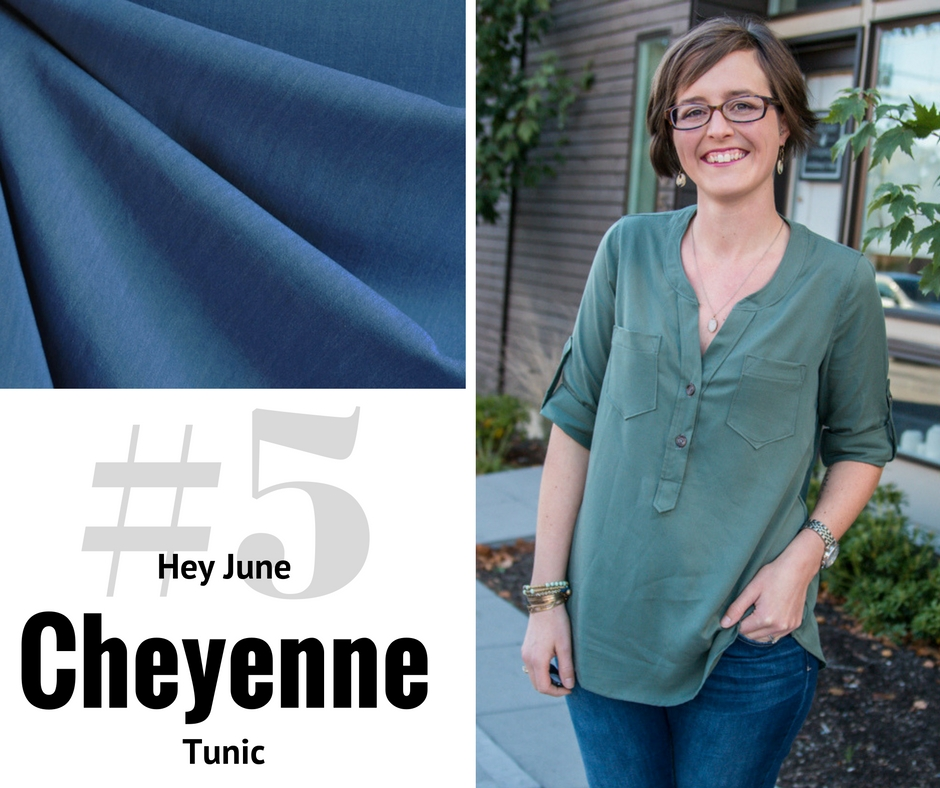 Style Maker Make Nine 2017 | Hey June Cheyenne Tunic