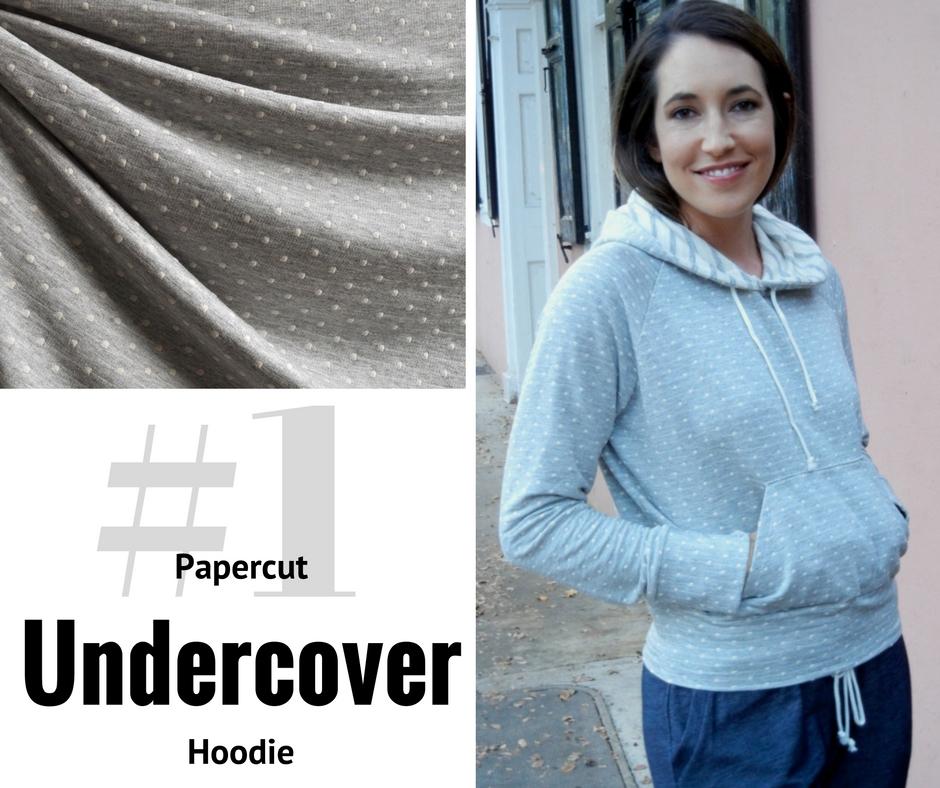 Style Maker Make Nine 2017 | Papercut Undercover Hoodie