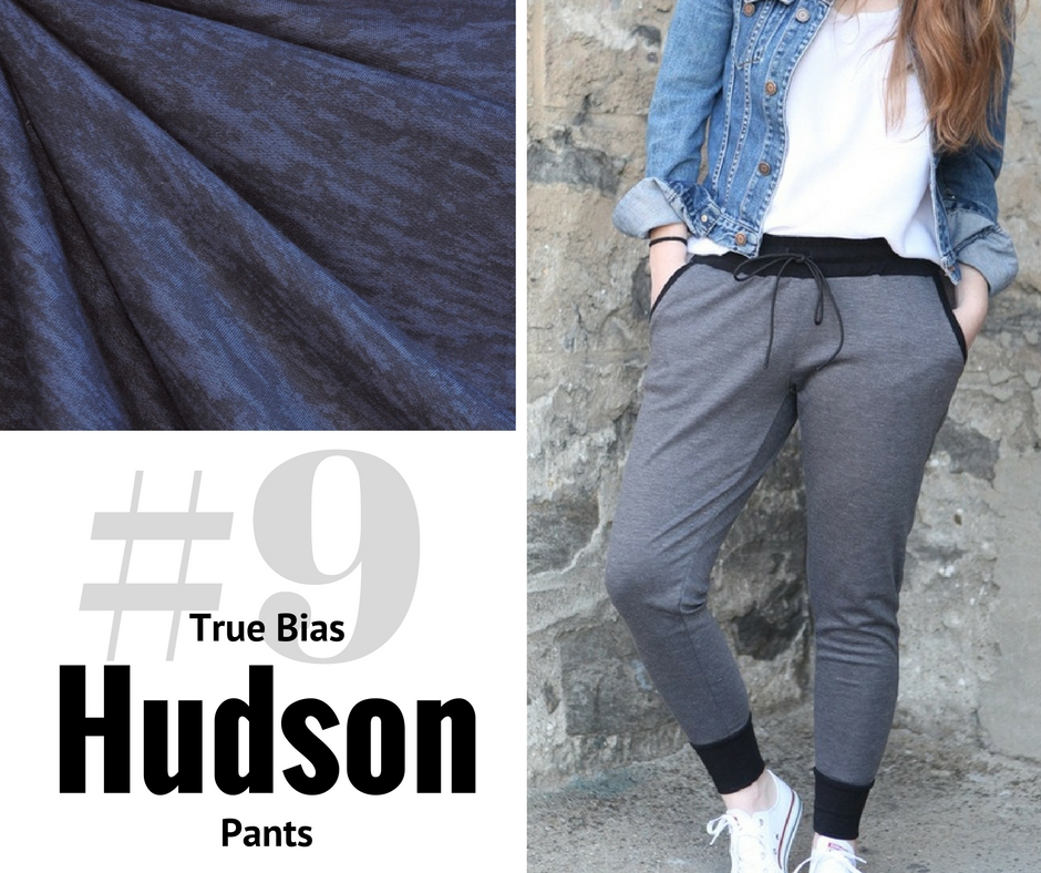Style Maker Make Nine 2017 | True Bias Hudson Pants