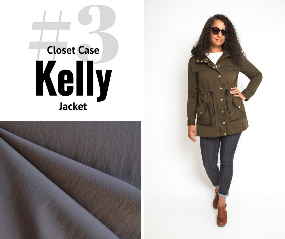 Style Maker Make Nine 2017 | Closet Case Kelly Jacket