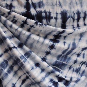 Shibori Bamboo Knit | Style Maker Fabrics