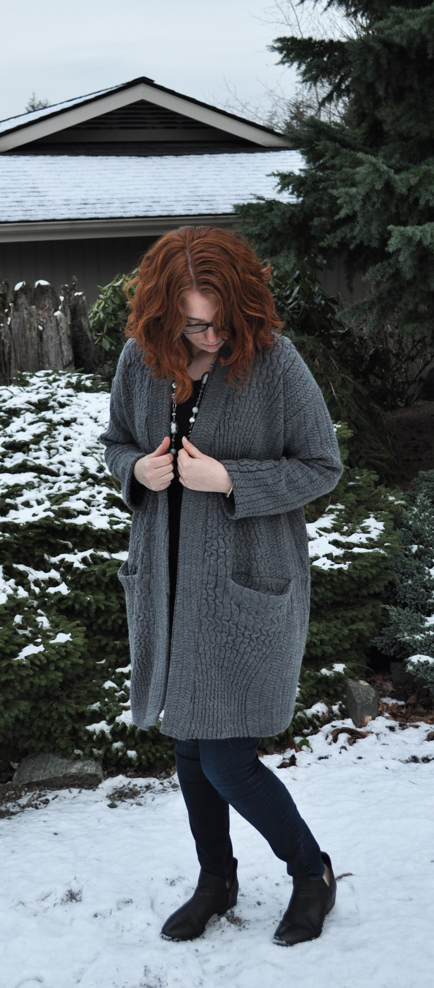 Esme Cardigan Front | Style Maker Fabrics