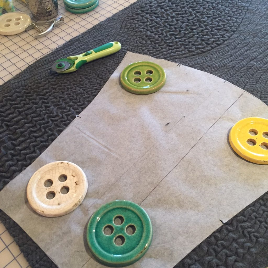 Esme Sleeve Placement   Style Maker Fabrics