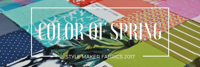 Style Maker Fabrics | Spring Style Tour