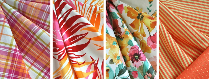 Colors of Spring | Style Maker Fabrics