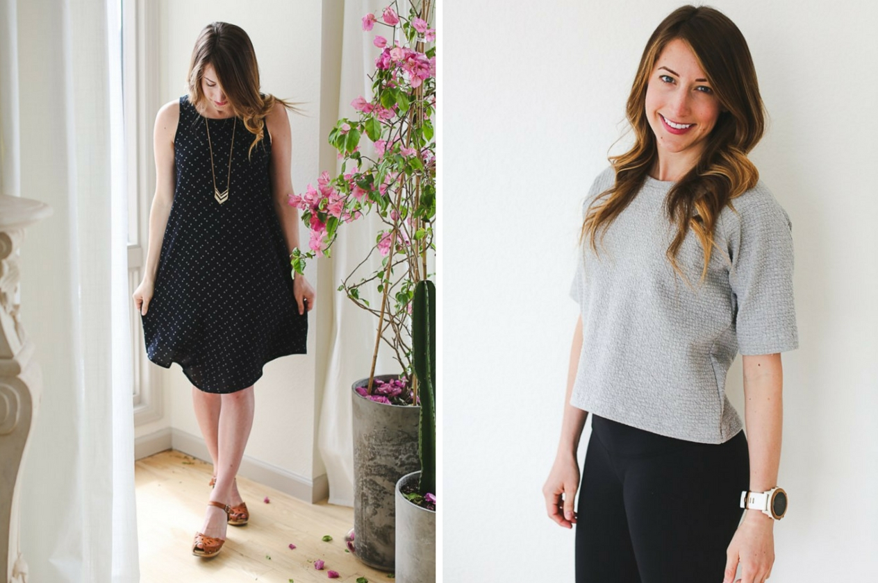 Sewbon | Style Maker Fabrics Spring Style Tour 2017