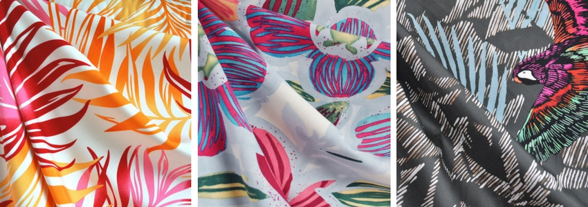 Tropical Fabrics Options   Style Maker Fabrics