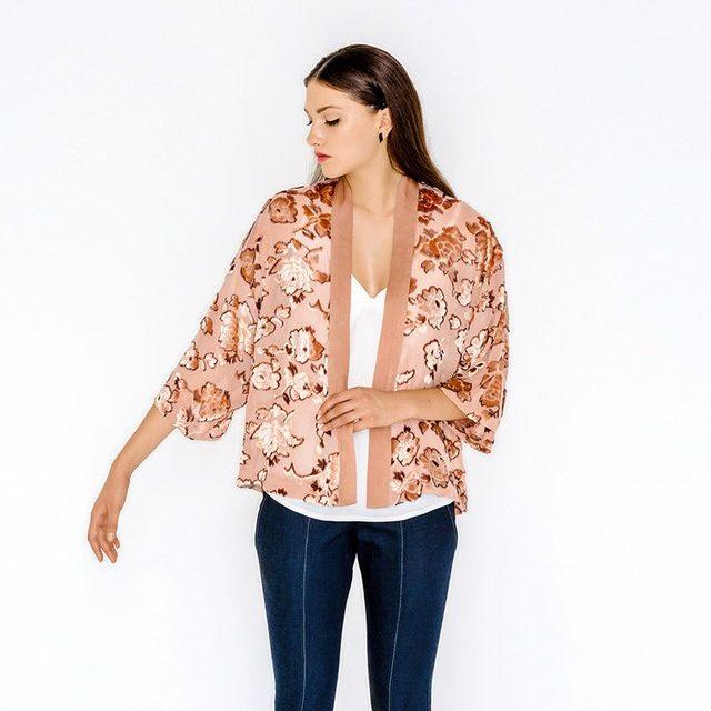 Papercut Kochi Kimono | Style Maker Fabrics