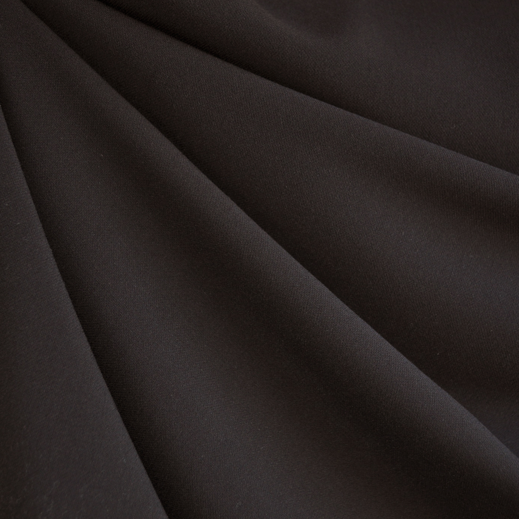 Style Maker Fabrics | Stretch Double Twill Espresso