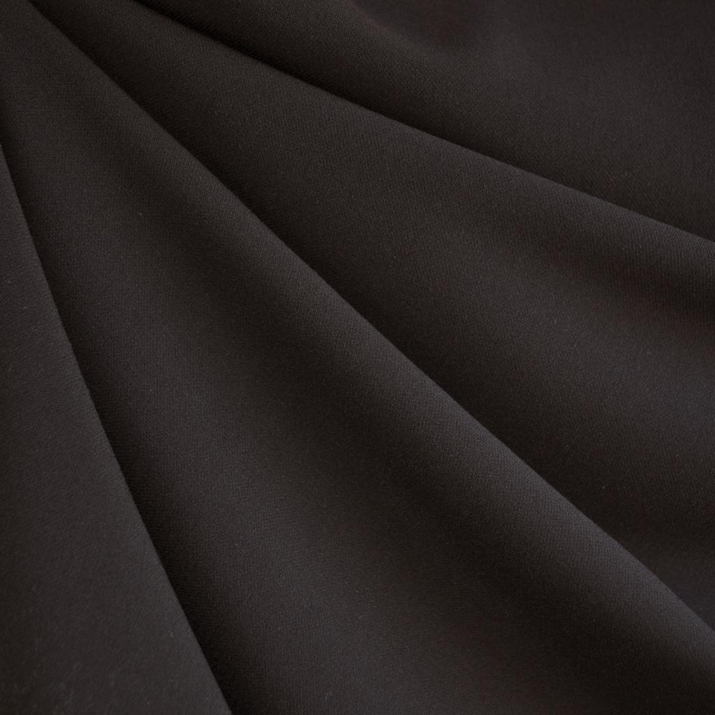 Style Maker Fabrics | Stretch Double Twill Espresso