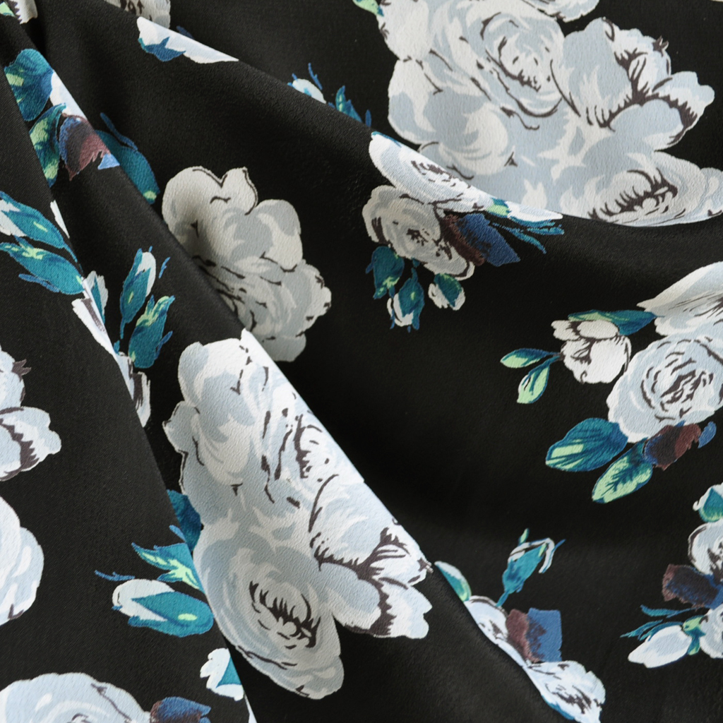 Style Maker Fabrics | Winter Blooms