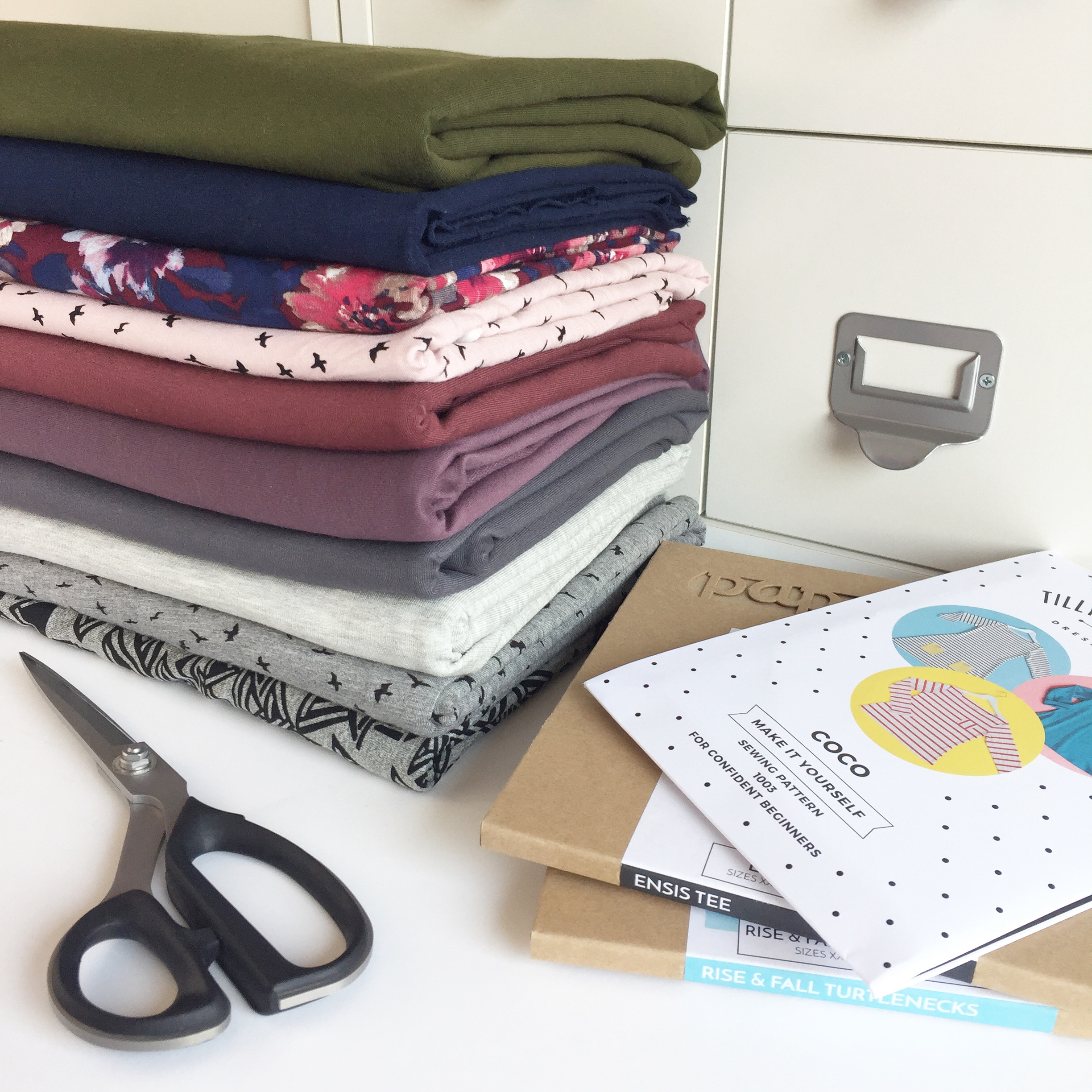 Style Maker Fabrics | Fall Sewing Plans