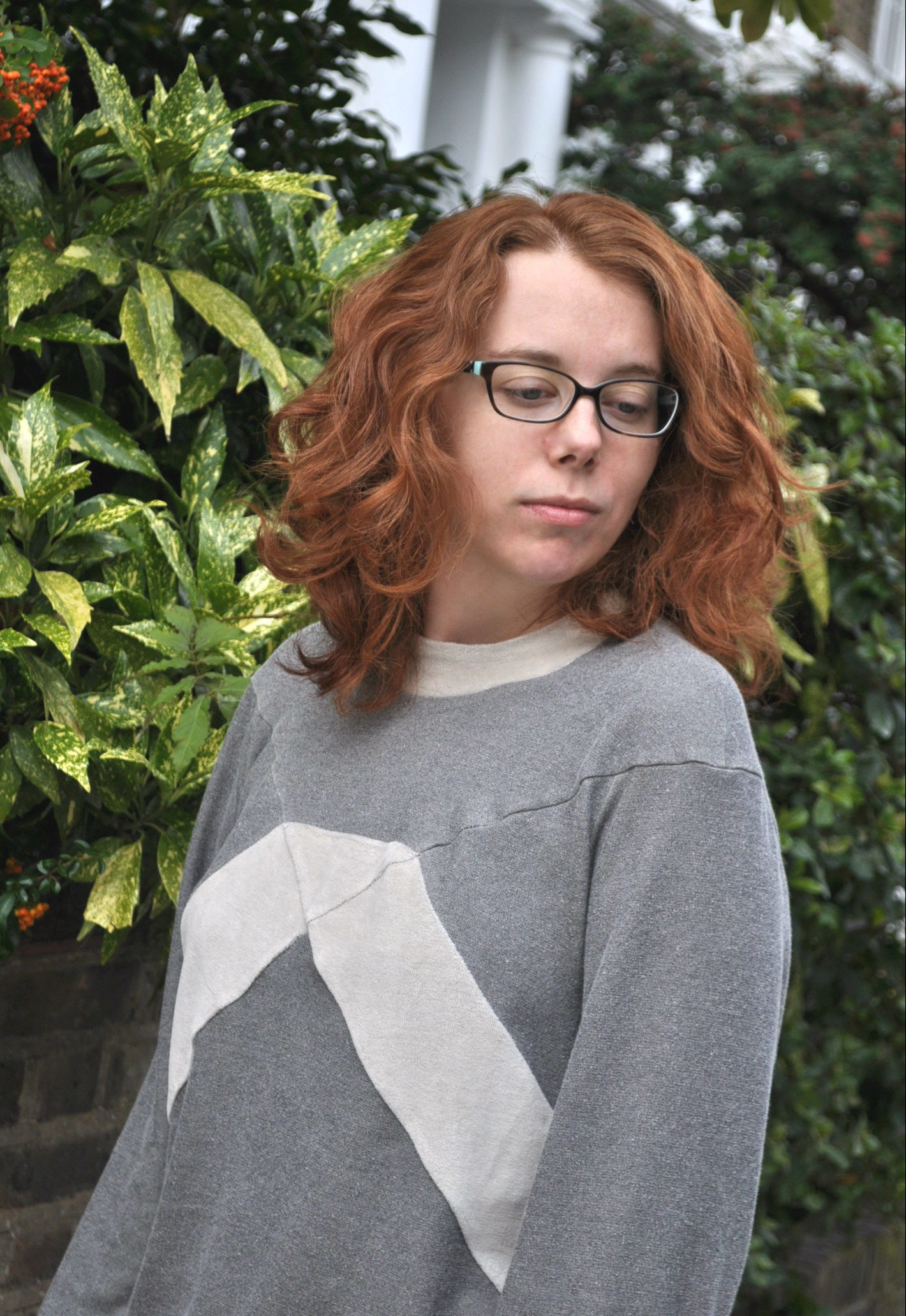 Style Maker Fabric | Gemma Sweater Up Close