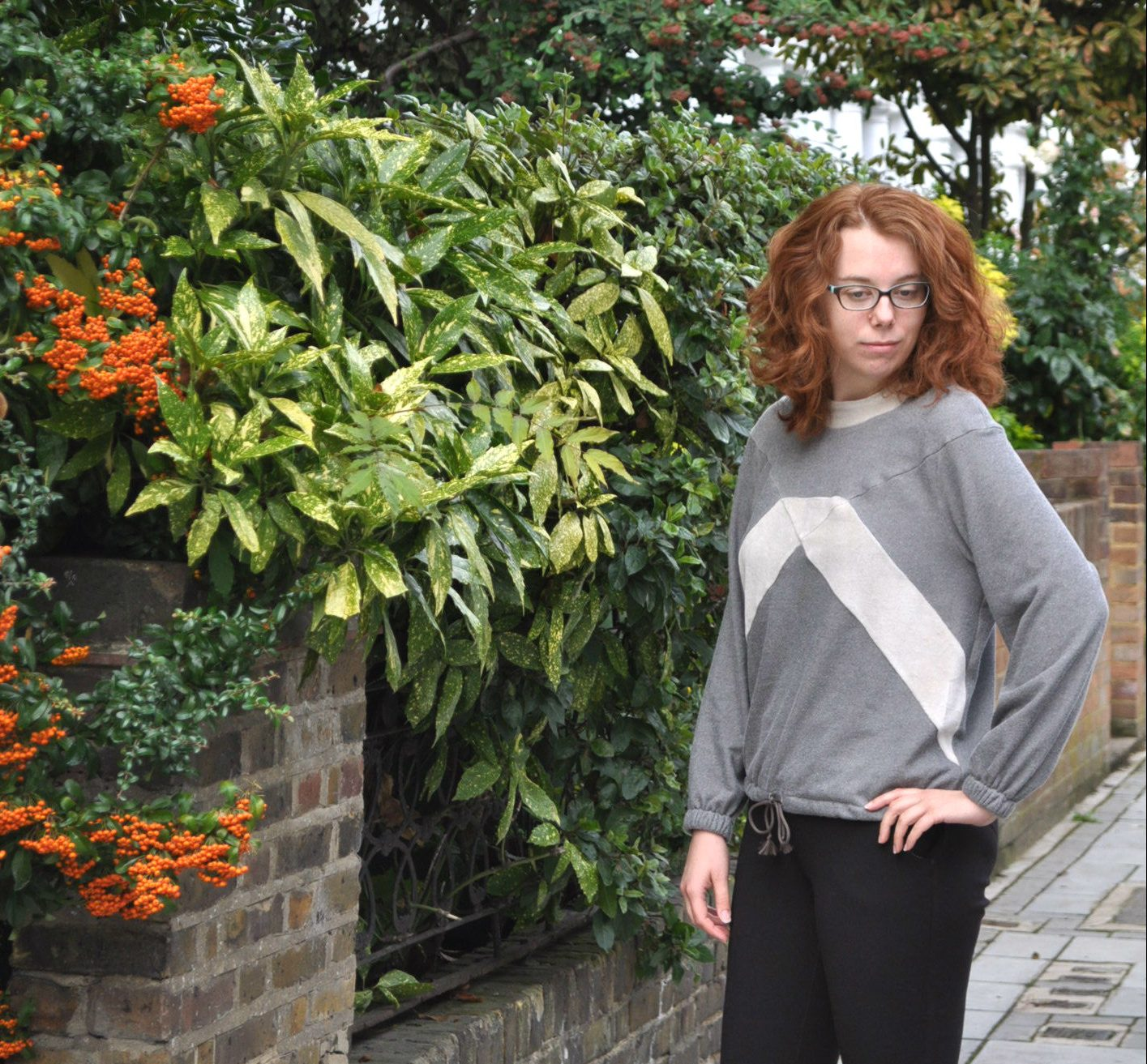 Style Maker Fabrics | Fall Leisure Outfit