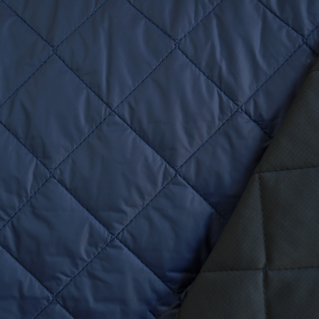 Reversible Quilted Nylon Coating | Style Maker Fabrics