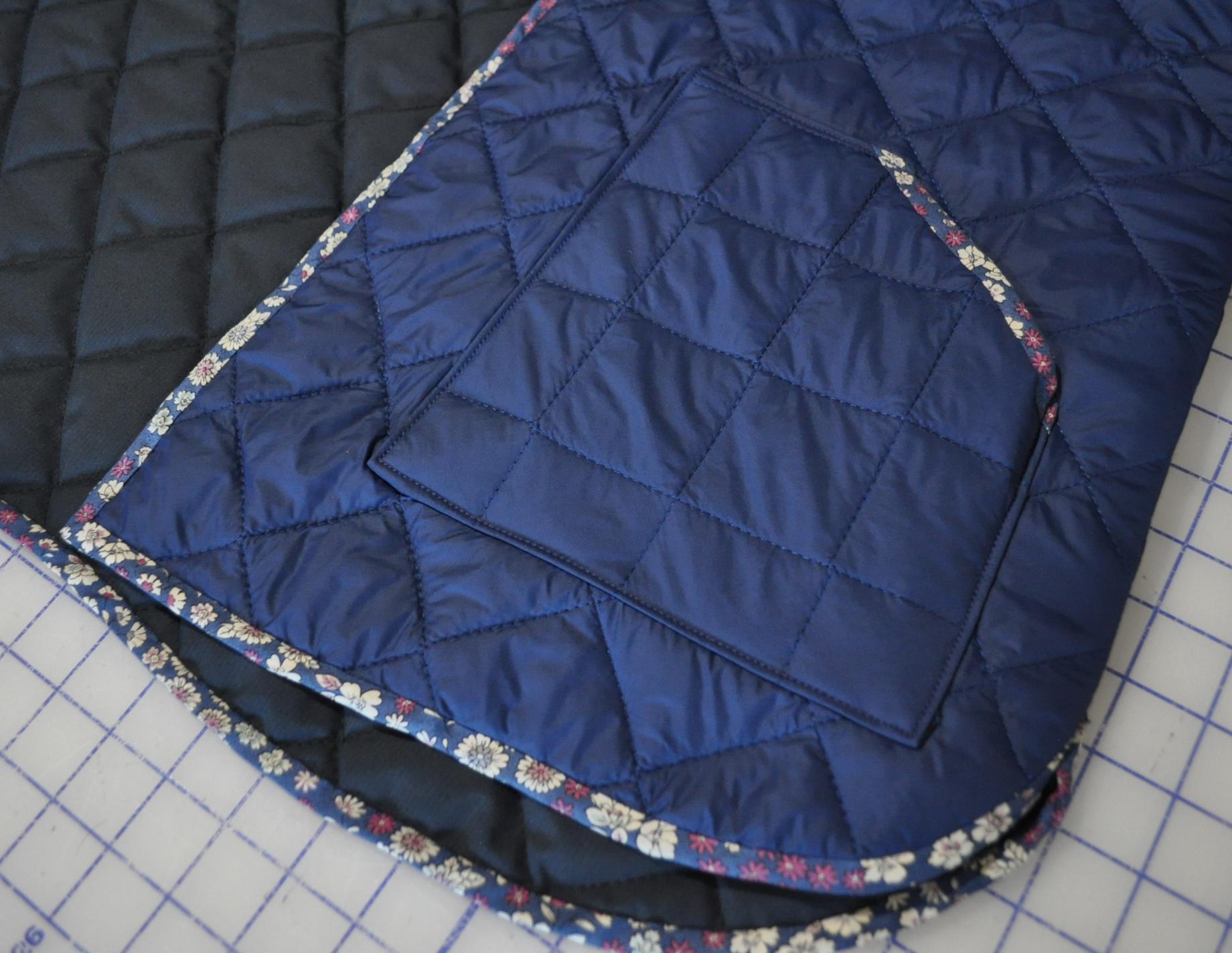 Tamarack Bias Binding Detail | Style Maker Fabrics