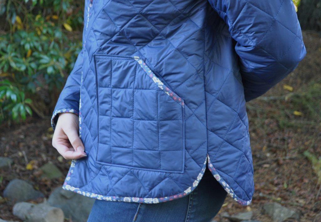 Tamarack with Denali Pocket Detail | Style Maker Fabrics