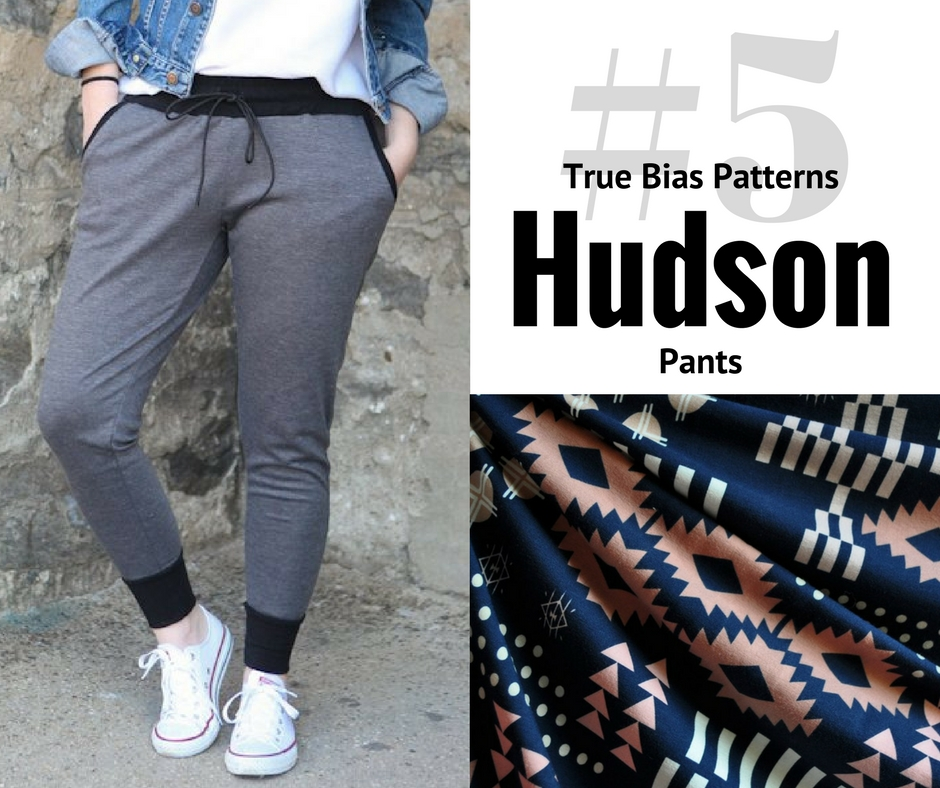 Pick 5 - Hudson Pants | Style Maker Fabrics