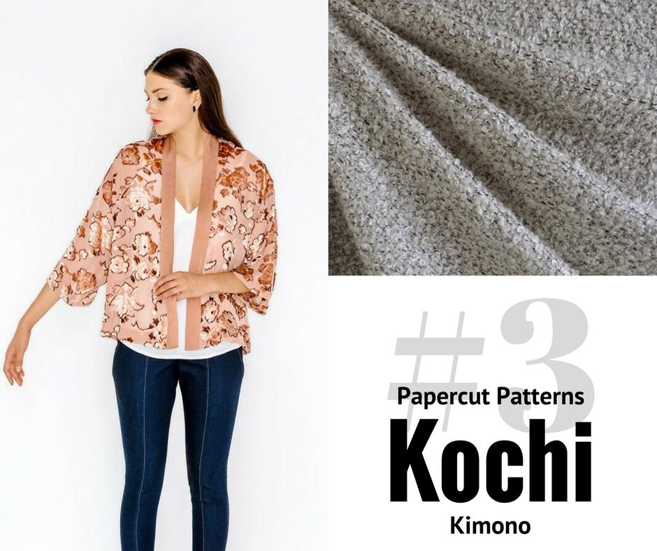 Pick 3 - Kochi Kimono | Style Maker Fabrics