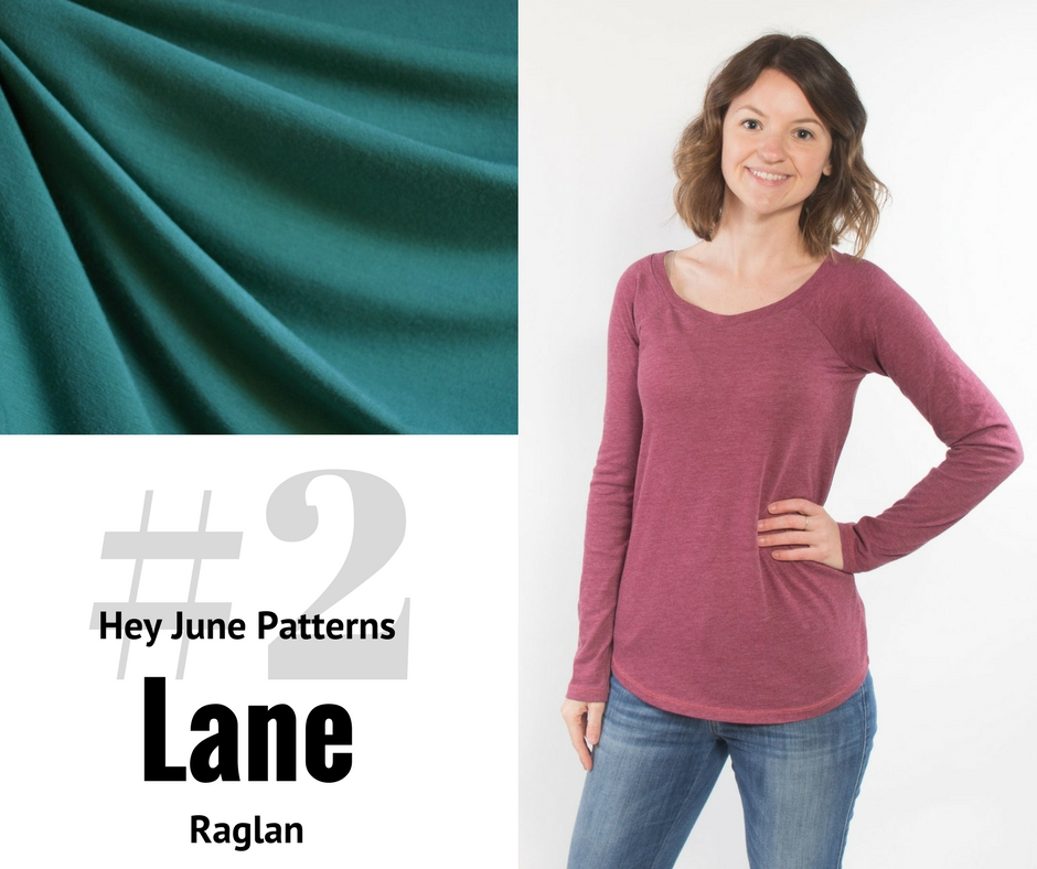 Pick 2 - Land Raglan | Style Maker Fabrics