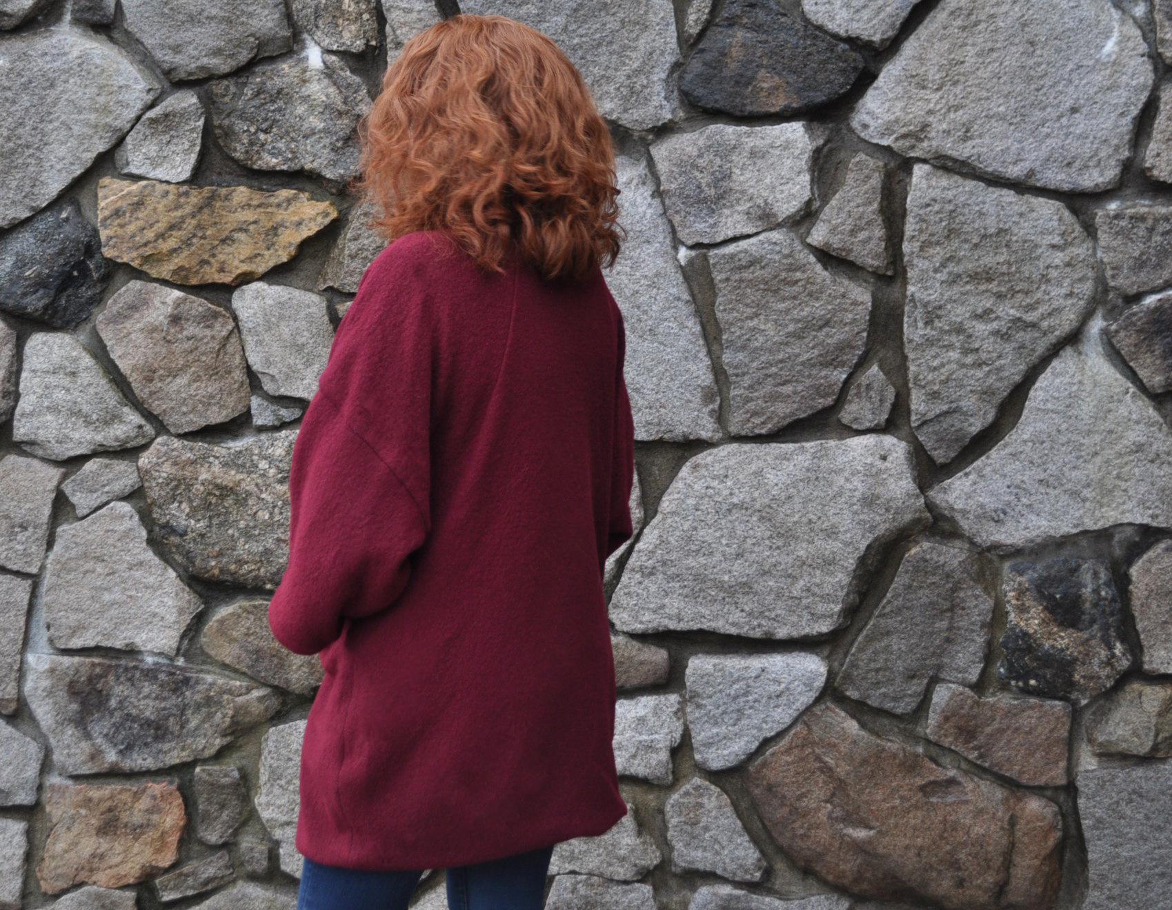 Sapporo Coat Back | Style Maker Fabrics