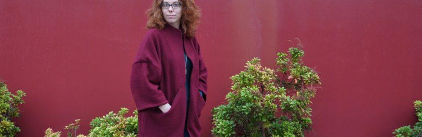 Sapporo Coat Side | Style Maker Fabrics