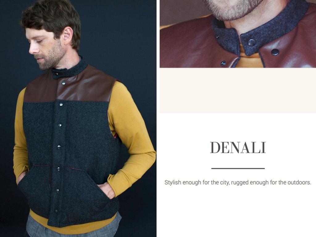 Seamwork Denali | Style Maker Fabrics