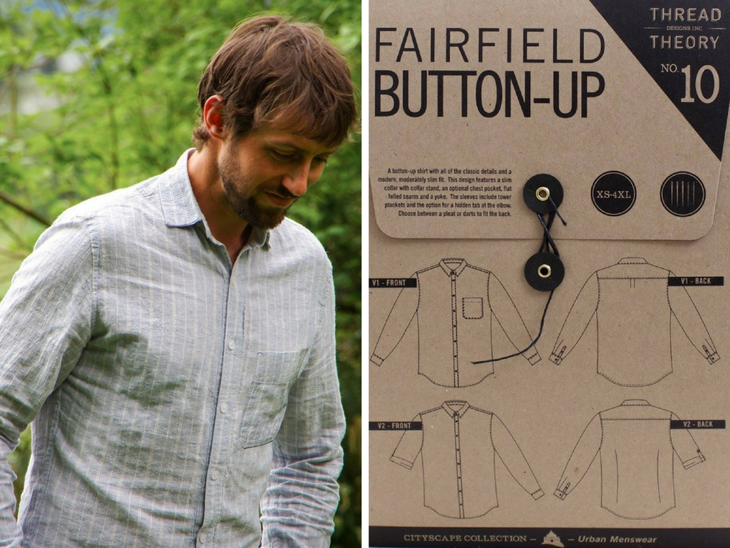 Thread Theory Fairfield   Style Maker Fabrics