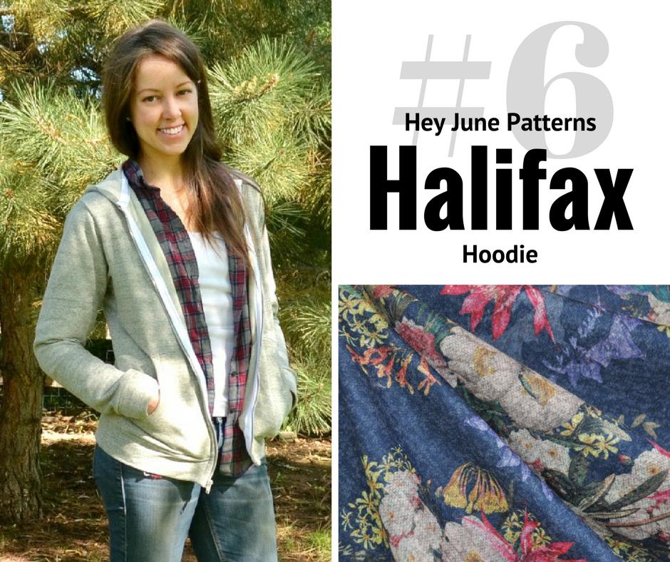 2018 Sewing Goal—Halifax Hoodie   Style Maker Fabrics