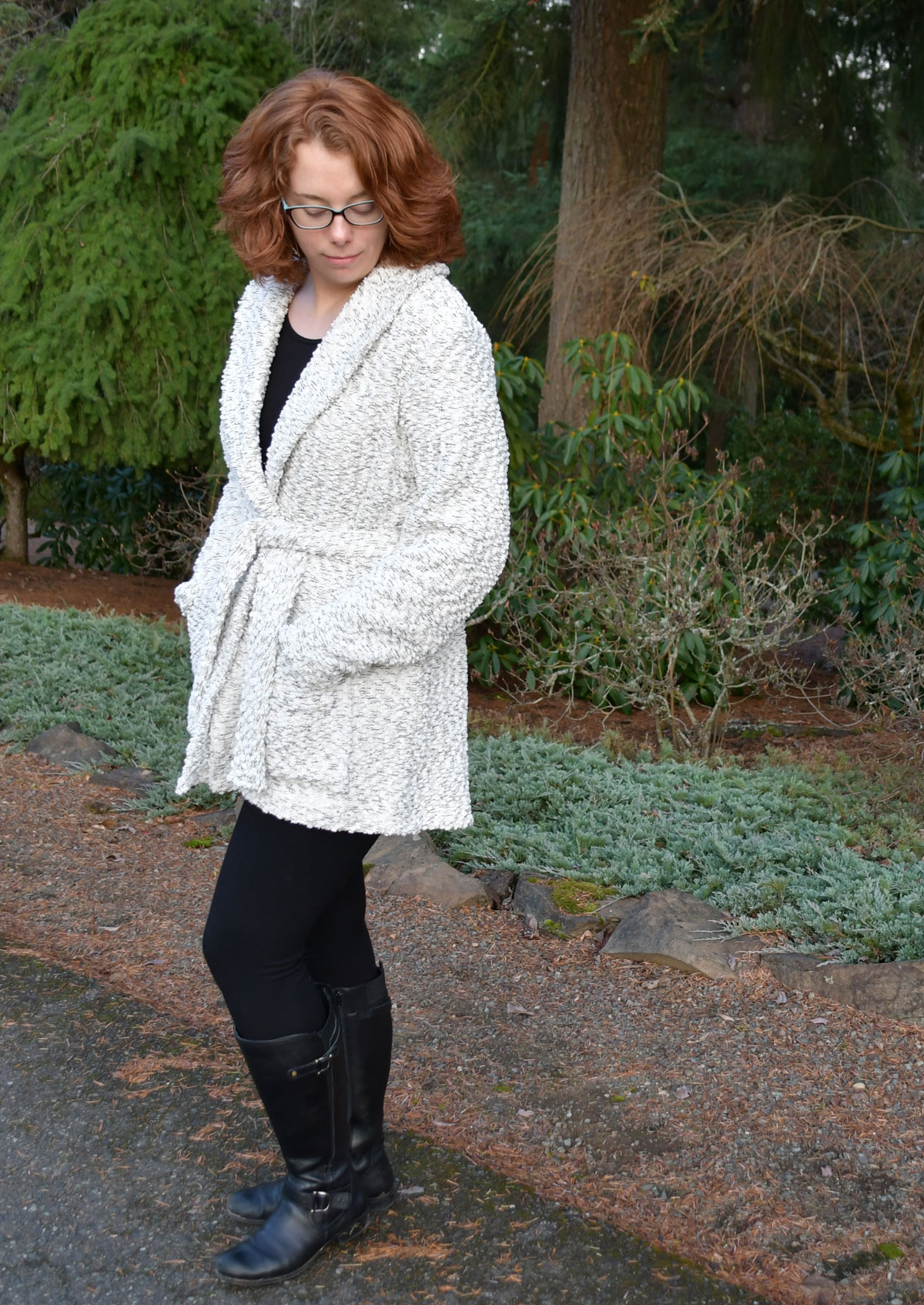 Boucle Jill Coatigan | Style Maker Fabrics