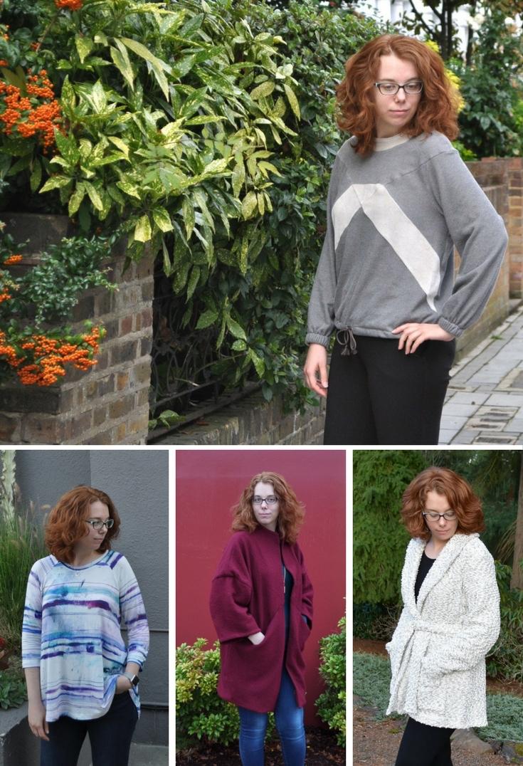 Favorite Makes 2017   Style Maker Fabrics