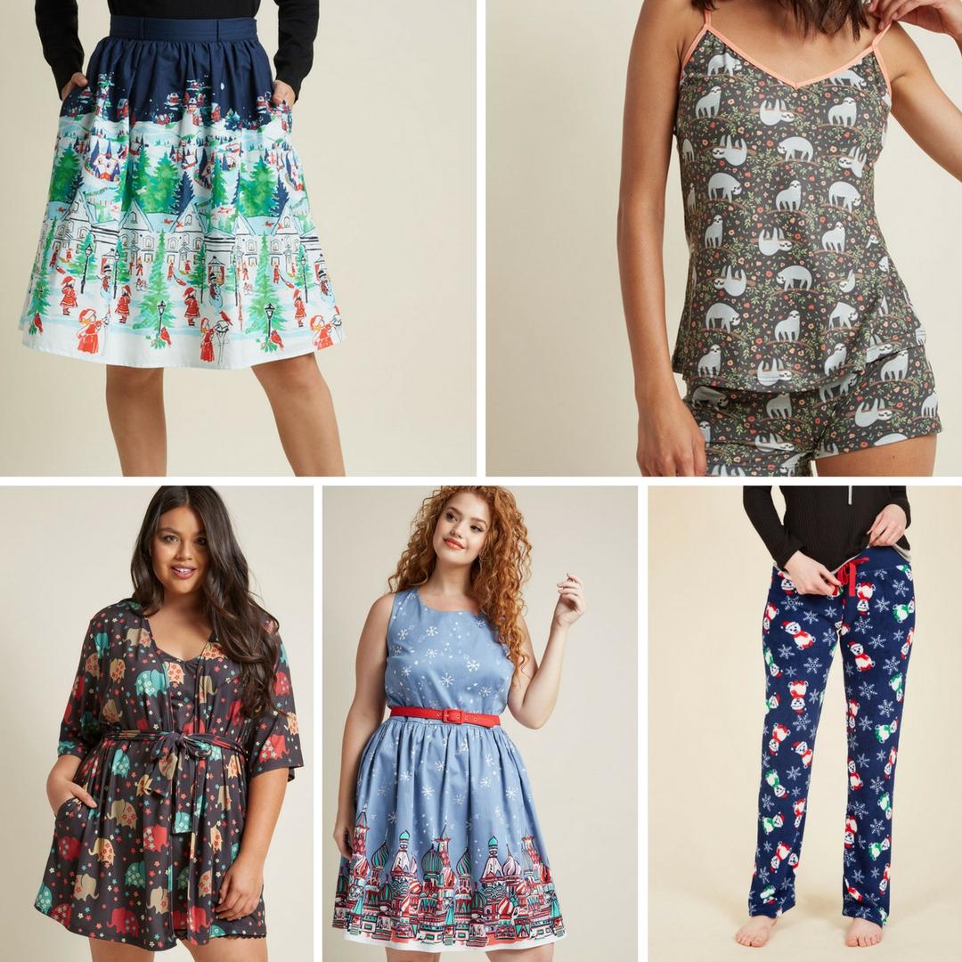 Modcloth Garment Inspiration | Style Maker Fabrics