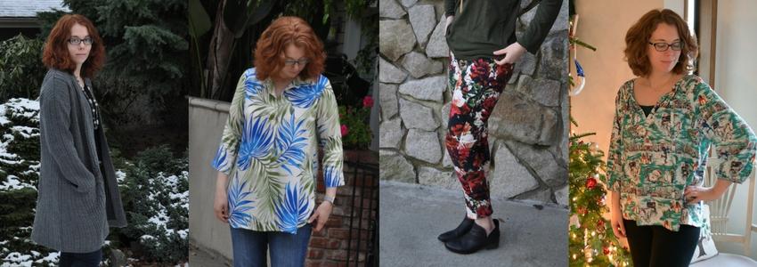 Blogged 2017 Makes   Style Maker Fabrics