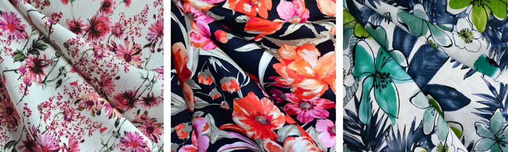 Floral Frenzy | Style Maker Fabrics